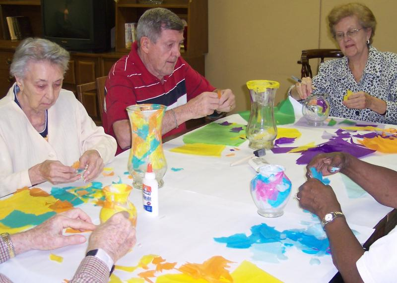 Briarcliff UMC adult daycare